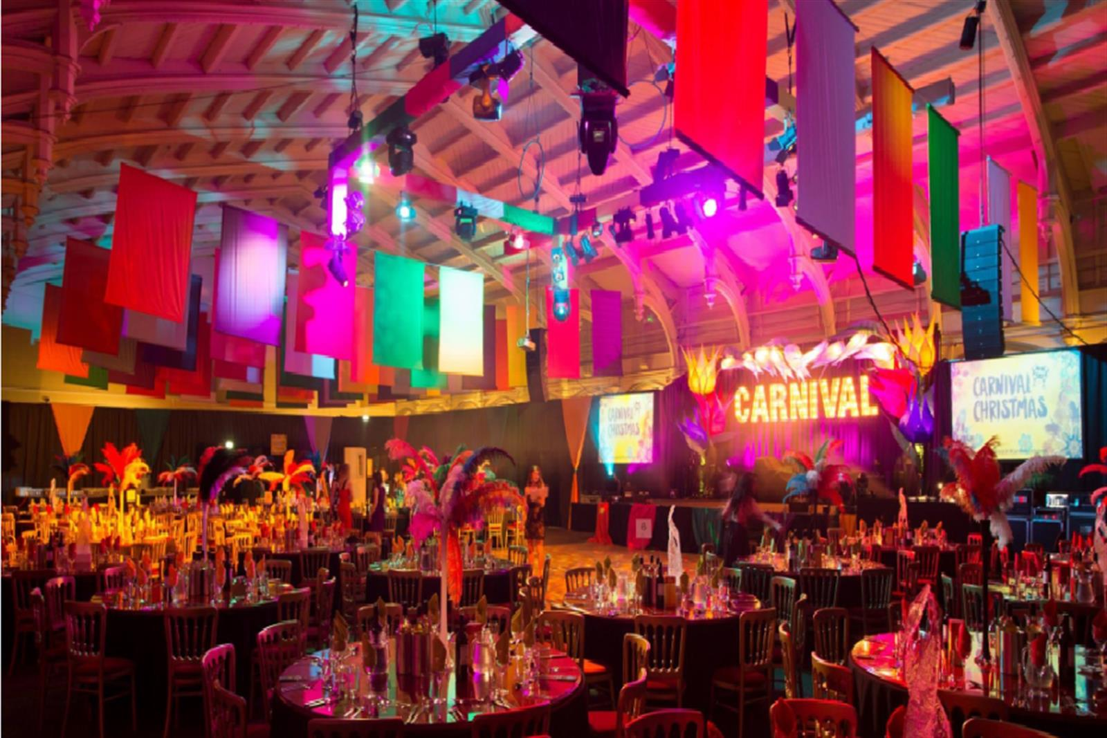 Partyvenuesuk Co Uk: Beautiful Christmas Party Venues